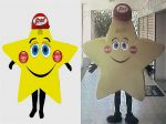 Mascote Star Moveis - Brasília - DF