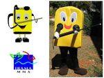 Mascote Bomba Costal - Ibama - Bras�lia - DF