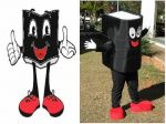 Mascote Bibl�a - Igreja Batista Filadelfia - Guar� - Bras�lia - DF