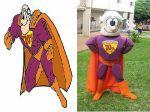 Mascote Setentão - Campina Gande PB