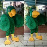 Mascote - Papagaio
