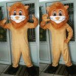 Mascote - Leão PROERD - CE