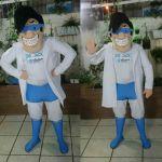 Mascote - Dr Jack - MG