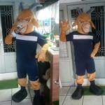 Mascote Bode - Maranhão Atlético Clube - MA