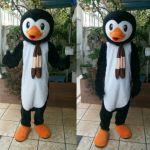 Mascote - Pinguim - Feira de Santana BA