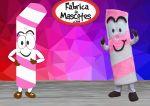 Mascote - Mil Milk Shakes - Paraná