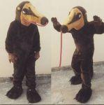 Mascote - Tamanduá, Uberlândia - MG
