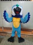Mascote - Arara Azul, Jardim Japão - SP