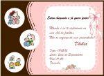 Convites e Etiquetas Maternidade
