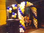 Entrada da Casa de dança Carlinhos de Jesus - Unidade Botafogo