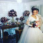 Casamento Thially e Daniel - Espaço Ferrari - Mauá SP Buffet e decoração : Primicia LD  Assessoria : Fabiana Lima Foto e Filmagem : Lc Studio Dj Som Luzes e Projeção :  Edytronik