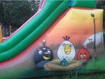 Tobogã Angry Birds
