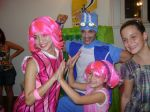 Lazy Town!