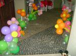 Entrada da Festa