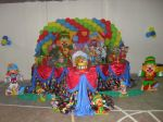 Decoração do Tema do Patati Patatá