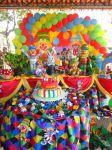 Decoração do Patati Patatá