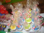 Cup Cakes da Galinha Pintadinha