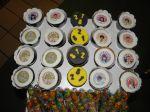 Cupcakes Carrossel