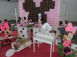 Minnie Marrom e Rosa Luciana 02/11/2013