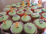 Cupcakes Safari