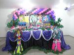Decoração Monster High