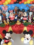 Decoraçao Tradicional Mickey