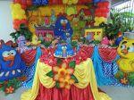 Decora��o Tradicional da Galinha Pintadinha