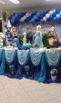 Decoração Tradicional do Frozen