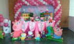 Decoração Tradicional da Peppa Pig