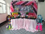 Aline Monster High 24/10/2014