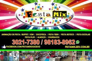 FESTA MIX NITERÓI . 3021-7380 / 981838962 www.festamix.eev.com.br