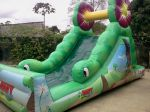 Tobog� Baby Play Centop�ia, Tamanho 4,00m (C) x 2,20m (L) x 3,00m (A) - Suporta crian�as at� 10 anos