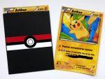 Convite carta pokemon - 10 unid  R$ 49,00
