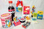 Kit Pokemom 10 unidades de cada item(100unid.) - 465,00