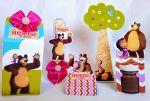 Kit Maisha e Urso 10 unidades de cada item(50unid.) - 270,00