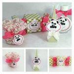 Kit Panda 10 unidades de cada item(40unid.) - 168,00
