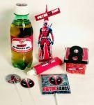 Kit Deadpool 10 unidades de cada item(60unid.) - 190,00