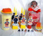 Kit Lego II 10 unidades de cada item(60unid.) - 295,00