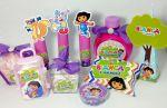 Kit Dora 10 unidades de cada item(80unid.) - 390,00