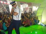GOGO BOY FERNANDO-FANTASIA DE POLICIAL PARA PERFORMANCES EM FESTAS E EVENTOS