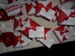 Lembrancinhas em origami