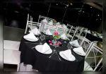Mesa dos convidados Larissa - Boatinha Santa M�nica