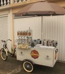 Food Bike retro gourmet para churros e churritos - La Churreria