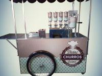 Carrinho Gourmet para churros e churritos - Divino Churros