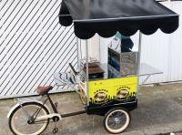 Food Bikes para Lanches e Espetinho