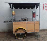 Carrinho Gourmet para churros e churritos - Muy Churros