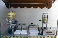 Carrinho Gourmet para churros e churritos - Duo Churros