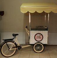 Food Bikes para Doces Gourmet