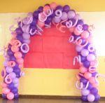 decora��o com bal�es