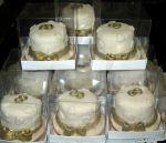 mini- bolos lembrança ,noivado,bodas,casamento, niver casamento.